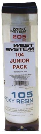 West System 104 Junior Pack  600gr