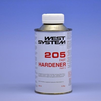 West System Epoxy 205A  1200gr