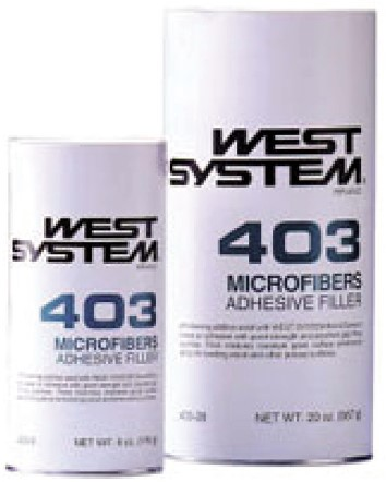 West System 403 Microfibers 3200gr
