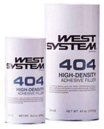 West System 404 High Density Filler 250gr
