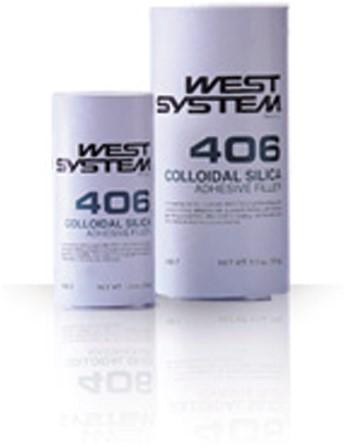 West System 406 Silica Filler 60gr