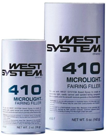 West System 410 Microlight    50gr