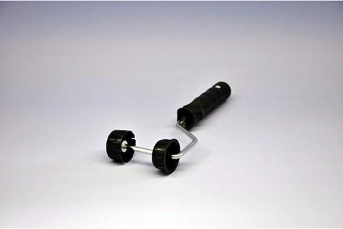 West System Rollerbeugel  75mm