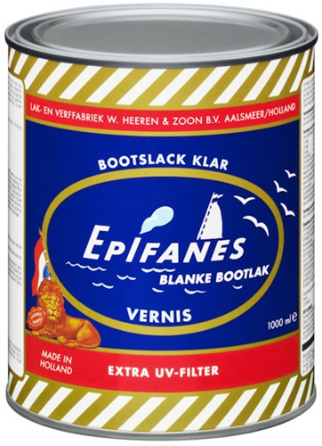 Bootlank Epifanes blank 0.25 L