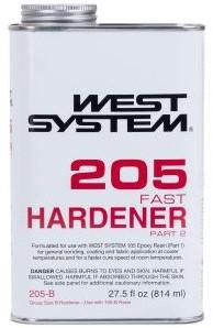 West System Epoxy 205B  6000g