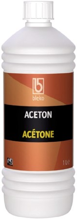 Aceton 0,5 ltr.