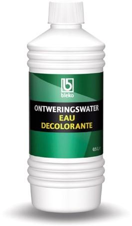 Ontweringswater 1/2 L
