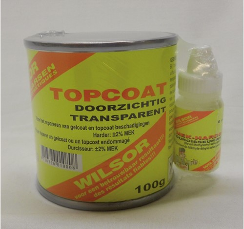 Topcoat 100.ml.incl.harder