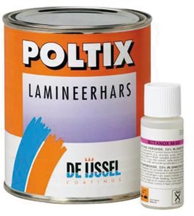 De IJssel Poltix lamineerhars   750