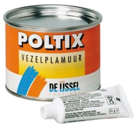 De IJssel Poltix vezelplamuur   500