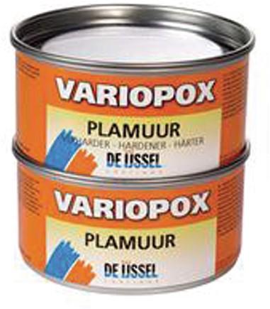 De IJssel variopox plamuur     1kg