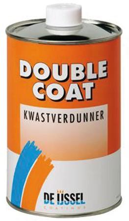 De IJssel Doublecoat kwastverdunner