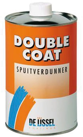 De Ijssel Doublecoat spuitverdunner