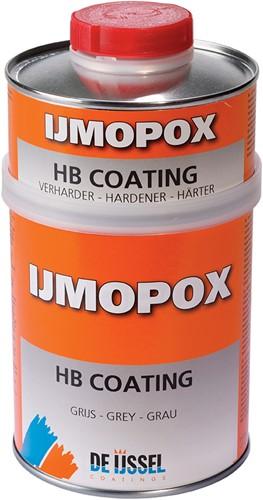 De IJssel IJmopox HB coating grijs