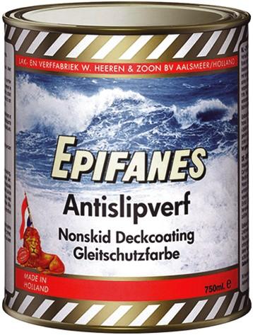 Epifanes Antislipverf wit 0.75L