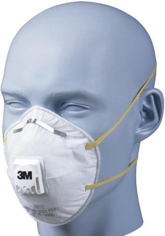 Scope Fijnstofmasker ventiel