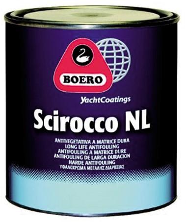 Boero Scirocco NL Antifouling Wit - 5 L