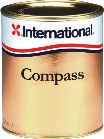 International Compass Vernis           375ml