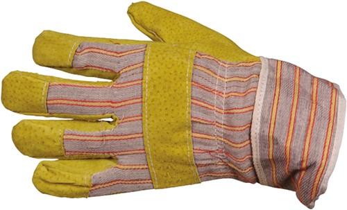 Werkhandschoen varkensnerf