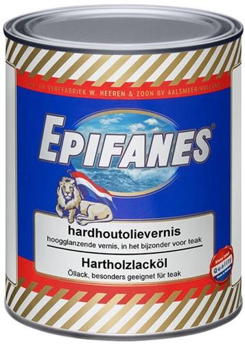 Epifanes Hardhoutolie vernis 1000 ml.