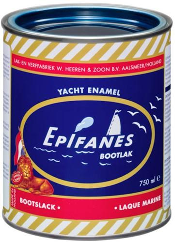 Bootlak Epifanes 8 - 0.75 liter