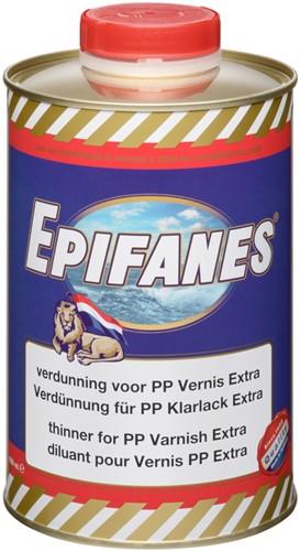 Epifanes PP verdunning