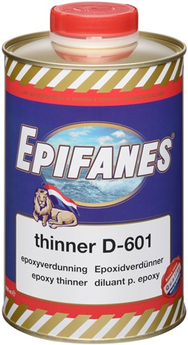 Verdunner D 601 voor Epoxy
