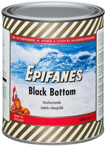 Epifanes Black Bottom Coating 1 Liter