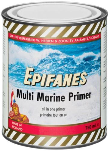Epifanes multi primer 0.75 liter zwart