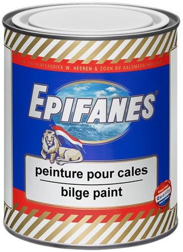 Epifanes bilgeverf 0.75L grijs