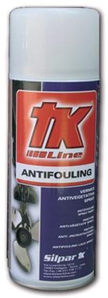 Silpar TK Antifouling spray transparant