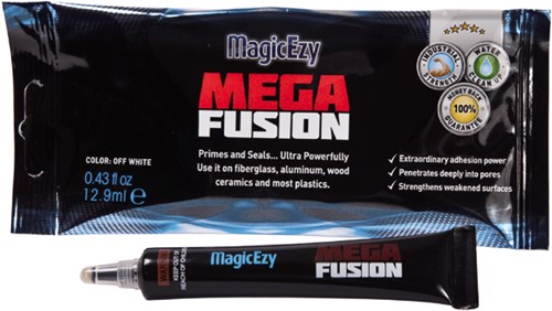 Mega Fusion Grey, 12,9ml