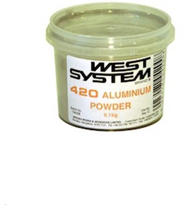 West System Aluminiumpoeder