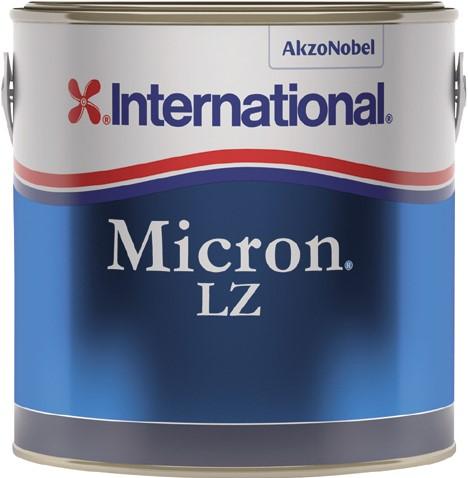 International Micron LZ Antifouling Zwart - 2.5 Liter
