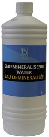 Gedestilleerd water 1 liter