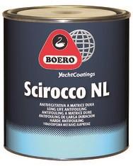 Boero Scirocco NL Antifouling Rood - 2.5 Liter