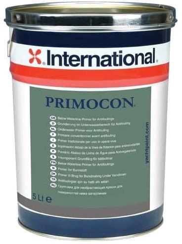 Primocon 5 liter grijs
