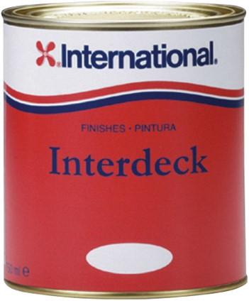 Interdeck Anti-slip verf