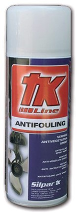 Silpar TK Antifouling spray