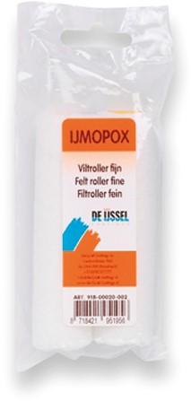 De Ijssel IJmopox viltroller  10st